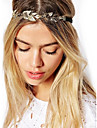 Women\'s Vintage Elegant Gold Plated Alloy Headband
