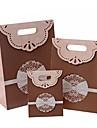 lureme sac motif velcro cadeau de fermeture de bowknot de mode (couleur aleatoire) (1 pc)