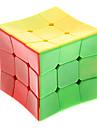 guomeng novo stickerless tipo côncavo cubo mágico 3x3x3 suave