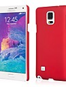матовый Жесткий чехол для Samsung Galaxy Примечание 4