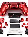 PS4 컨트롤러 PS4의 경우 도금에 대한 교체 컨트롤러 케이스
