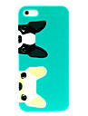 Two Puppies Pattern Hard Case for iPhone 4/4S