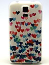 Love Lift Off Pattern TPU Soft Case for S5 I9600