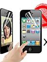 mat protecteur d'écran pour iPhone 4 / 4S (5 pièces)