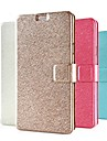 Case For Samsung Galaxy Samsung Galaxy Note Card Holder with Stand Flip Full Body Cases Solid Color PU Leather for Note 4
