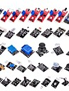 37 In 1 For Starters Compatible Sensor Module Kit For Arduino