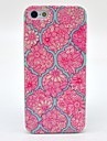 Mandala Flower Pattern Hard Cover Case for iPhone 5C iPhone Cases