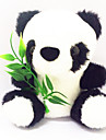 1PCS Смазливая Panda Стиль Плюшевые игрушки куклы (10x7x5.5cm)
