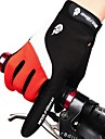 West biking Sports Gloves Bike Gloves / Cycling Gloves Keep Warm Waterproof Windproof Breathable Protective Anti-skidding Full-finger