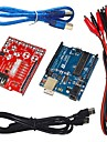 Funduino Makey Touch Key  Kit USB SHIELD Analog Touch Keyboard for Arduino