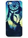 Blue Dream Catcher Pattern Hard Case for iPhone 5/5S