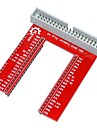 diy carte d\'extension GPIO pour Raspberry Pi b +