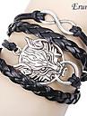 eruner®antique серебряный браслет ручной работы