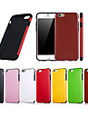XUNDD Special Design Silicone +Leather Thick Shockproof Soft Full Body Cases for iPhone 6 (Assorted Color)