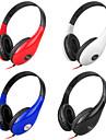 스테레오 음악 3.5MM에 귀 헤드폰 DM-4700 (블랙, 레드, 화이트, 블루)