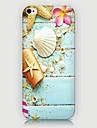 Для Кейс для iPhone 5 Чехлы панели С узором Задняя крышка Кейс для Пейзаж Твердый PC для iPhone SE/5s iPhone 5