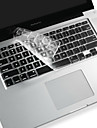 ENKAY Ultra-thin Protective TPU Keyboard Film and Anti-dust Plugs Universal for MacBook Pro with Retina Display / Air