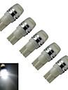 90 lm T10 Luz de Decoracao 1 leds LED de Alta Potencia Branco Frio DC 12V