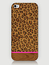 Leopard Print Pattern Back Case for iPhone5/5s