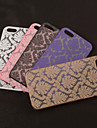 Capinha Para iPhone 5 Apple Capinha iPhone 5 Transparente Estampada Capa traseira Lace Impressao Rigida PC para iPhone SE/5s iPhone 5