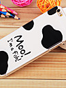 For iPhone 6 Case / iPhone 6 Plus Case Pattern Case Back Cover Case Black & White Soft TPU iPhone 6s Plus/6 Plus / iPhone 6s/6