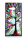 For Nokia Case Case Cover Pattern Back Cover Case Tree Hard PC for Nokia Nokia Lumia 730