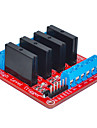 Four for Arduino Solid State Relay (Red)