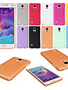 GYM Ultra Thin Translucent Matte Soft Case for Samsung Galaxy Note 4 N9100(Assorted Colors)