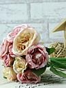 زهور اصطناعية 1 فرع Wedding Flowers الفاوانيا أزهار الطاولة