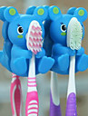 Multi-function Chuck Animal Shape Toothbrush Holders(Random Color)