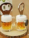 2 в 1 пиво из нержавеющей стали в форме бутылок холодильник магнит Памятка
