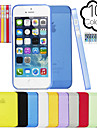 GYM Ultra Thin Translucent Matte Back Case for iPhone 4/4S(Assorted Color)