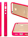 Rose PC Soft Bumper for iPhone 5/5S
