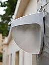 luz pir sensor de movimento muro do jardim muro escada led solar lampadas brancas