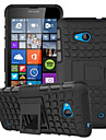 For Nokia Case Shockproof / with Stand Case Back Cover Case Armor Hard PC Nokia
