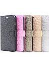 Case For Apple iPhone 6 iPhone 6 Plus Card Holder Flip Full Body Cases Solid Color Hard PU Leather for iPhone 6s Plus iPhone 6s iPhone 6