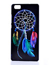 For Huawei Case / P8 Lite Pattern Case Back Cover Case Dream Catcher Hard PC Huawei Huawei P8 Lite