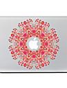 망막 디스플레이 / 프로 / 프로 맥북 에어에 대한 원형 꽃은 9 장식 피부 스티커