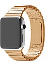 Bracelet de Montre  pour Apple Watch Series 3 / 2 / 1 Sangle de Poignet papillon Boucle