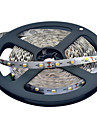 JIAWEN® 5M 300-3528 SMD 2000lm 3000-3200K / 6000-6500K Warm White / white Light Flexible LED Strip Lamp  (DC12V /5M)