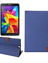 Кейс для Назначение Tab S 10.5 SSamsung Galaxy Вкладка 9,7 Вкладка S2 9.7 Кейс для  Samsung Galaxy Бумажник для карт Кошелек со стендом