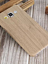 Grain Pattern PU Soft Shell Case for Galaxy A3 A5 A7 2015
