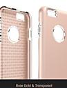 מגן עבור Apple iPhone 6s נרתיקים לכל הגוף אחיד קשיח עור PU ל Apple