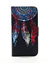 Para Samsung Galaxy Capinhas Porta-Cartao / Carteira / Com Suporte / Flip Capinha Corpo Inteiro Capinha Filtro dos Sonhos Couro PU Samsung