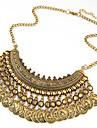Pentru femei Coliere - European, Modă Auriu, Negru, Argintiu Coliere Bijuterii Pentru Ocazie specială, Zi de Naștere, Cadou