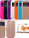 Capinha Para Apple iPhone X iPhone 8 Plus iPhone 6 iPhone 6 Plus Com Suporte com Visor Flip Estampada Capa Protecao Completa Estampa
