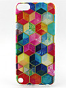 картина с рисунком для бриллиантов tpu мягкий чехол для ipod touch 5 ipod case / covers