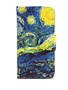Case for Apple iPhone 7 7 Plus iPhone 6s 6 Plus Case Cover The Starry Sky Pattern PU Leather Cases for iPhone SE 5s 5c 5 iPhone 4s 4