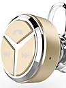 EARBUD Bezdrátová Sluchátka Plastický Mobilní telefon Sluchátko Mini / S ovládáním hlasitosti / s mikrofonem Sluchátka