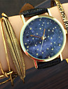 Celestial Blueprint Watch Constellations Vintage Space Unisex Fashion Watch Women\'s Watch Men's Watch Astronomy Gift Idea Cool Watches Unique Watches